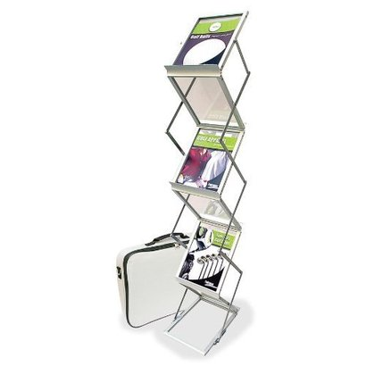 As Required Literature Floor Stand