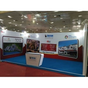 Promotional Display Stall