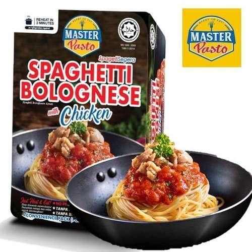 Instant 3 Minutes Spaghetti (Ready To Eat)