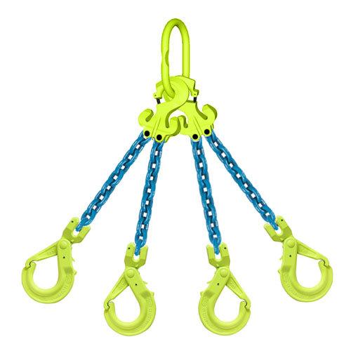 Grade 100 Chain Slings & Rigging