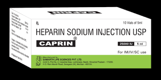 Caprin  Injection