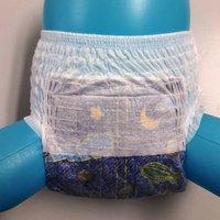 Premium OEM Disposable Baby Diaper Pants