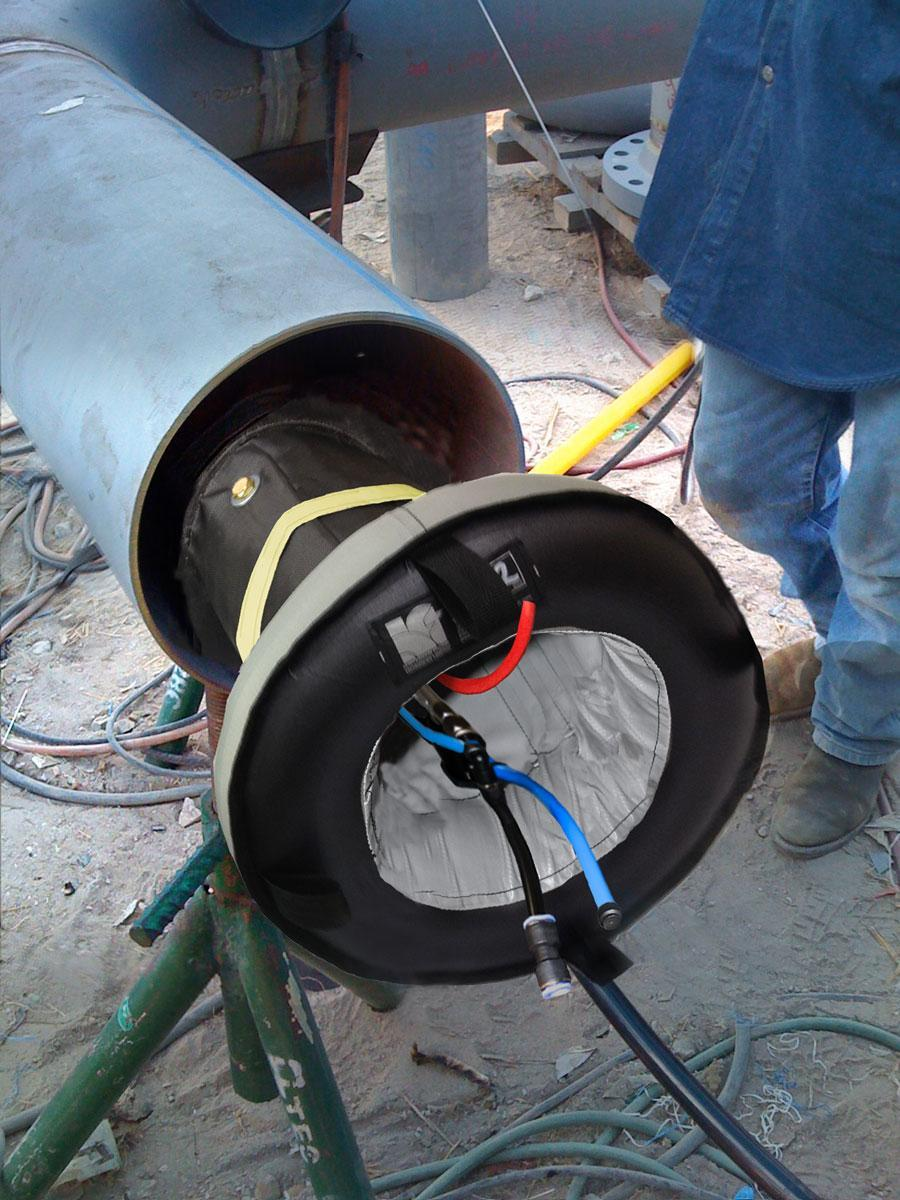 WELD PURGE SYSTEMS