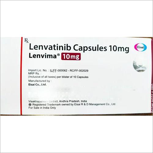10 mg Lenvatinib Capsules