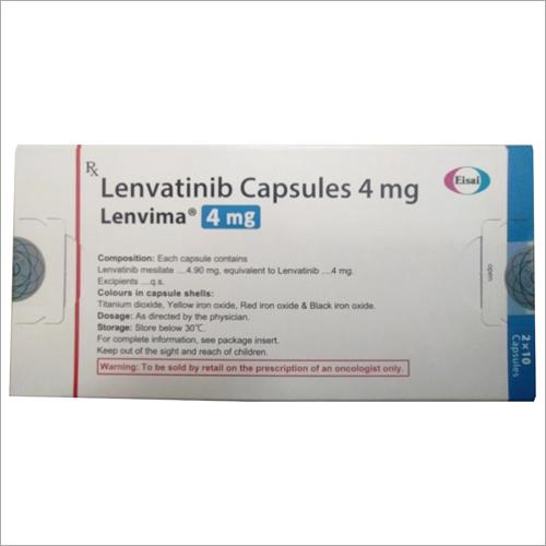 4 mg Lenvatinib Capsules