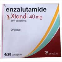 40 mg Enzalutamide Soft Capsules