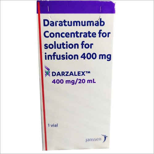 400 mg Daratumumab Concentrate For Solution For Infusion