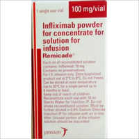 100 mg Infliximab Powder Concentrate For Solution For Infusion