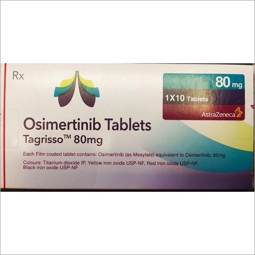 80mg Osimertinib Tablets