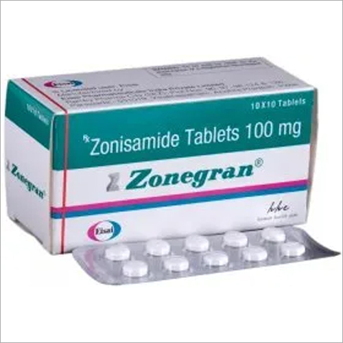 100 mg Zonisamide Tablets