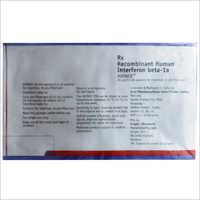 Recombinant Human Interferon Beta - 1a Injection