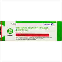 60 mg Denosumab Solution For Injection