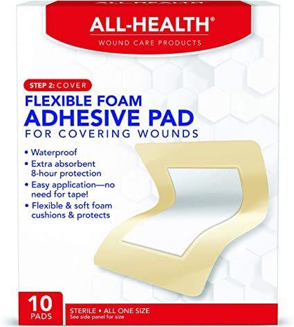 Adhesive pad