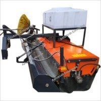 Tractor Mounted Road Sweeper Machine