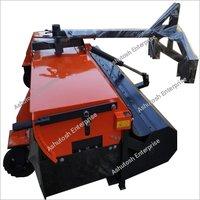 Road Broomer Machine