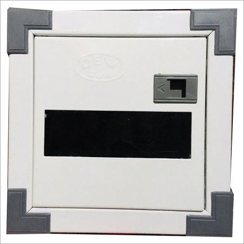 8 Way Double Door MCB Distribution Boards