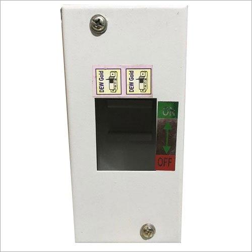 2 Way Single Door MCB Distribution Boards