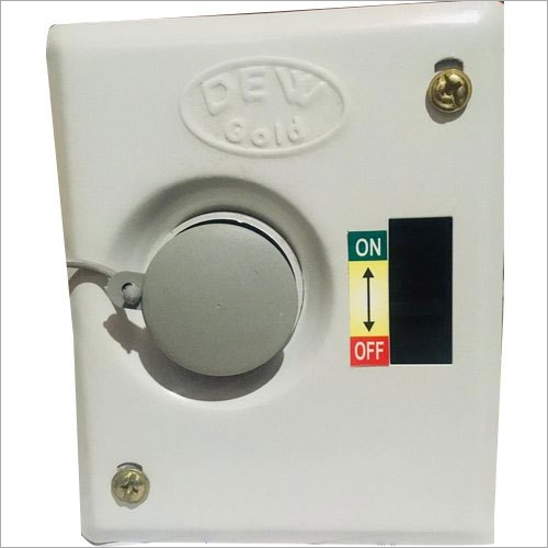 Concealed Mounting AC Box