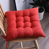 100% Cotton Plain And Printed Chair Pads