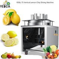 YDXL-75 Vertical Lemon Chip Slicing Machine
