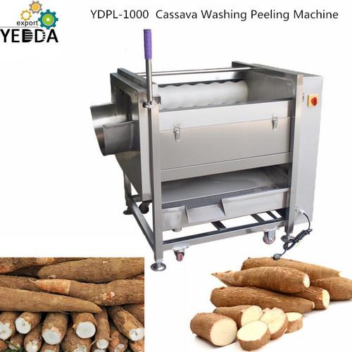 Cassava Washing Peeling Machine