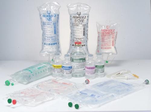 Amino Acid IV Solutions - COMBIFLEX, LIPISION, FREAMINE
