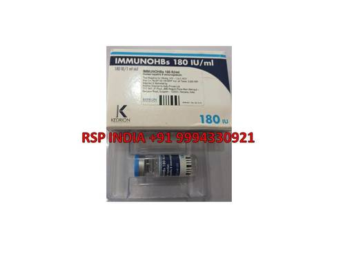 Immunohbs 180iu 1ml Vial