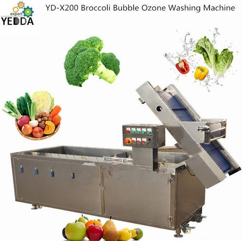 YD-X200 Broccoli Bubble Ozone Washing Machine