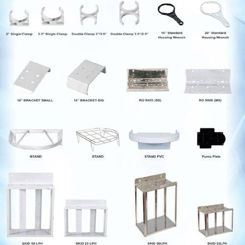 Domestic & Commercial Ro Stands And Clamps