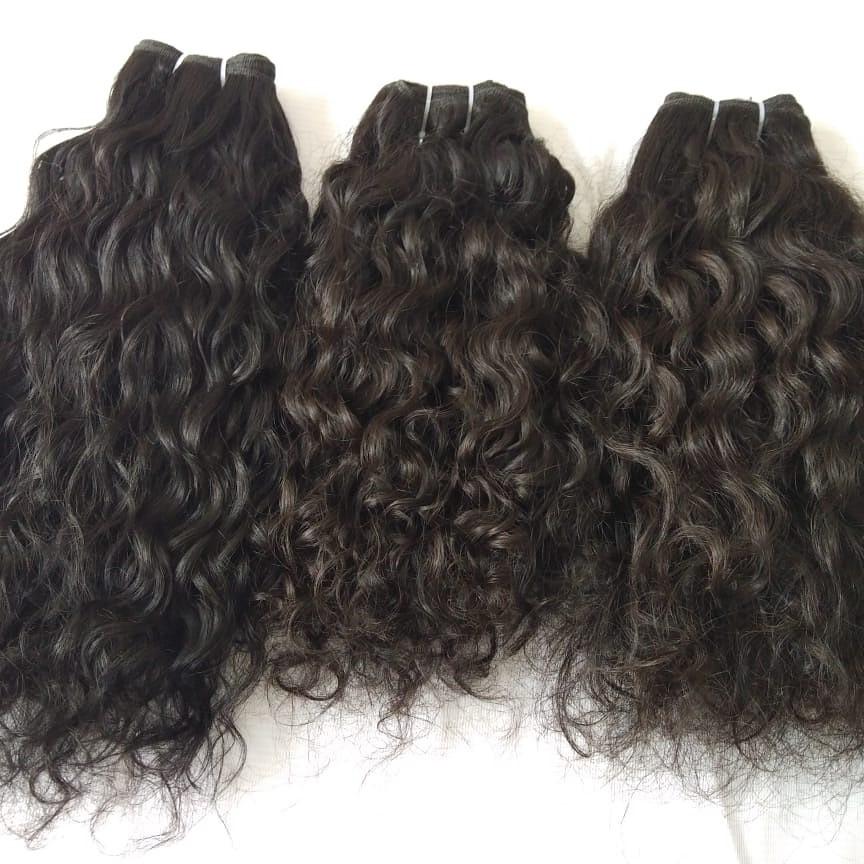 Virgin Curly Human Hair