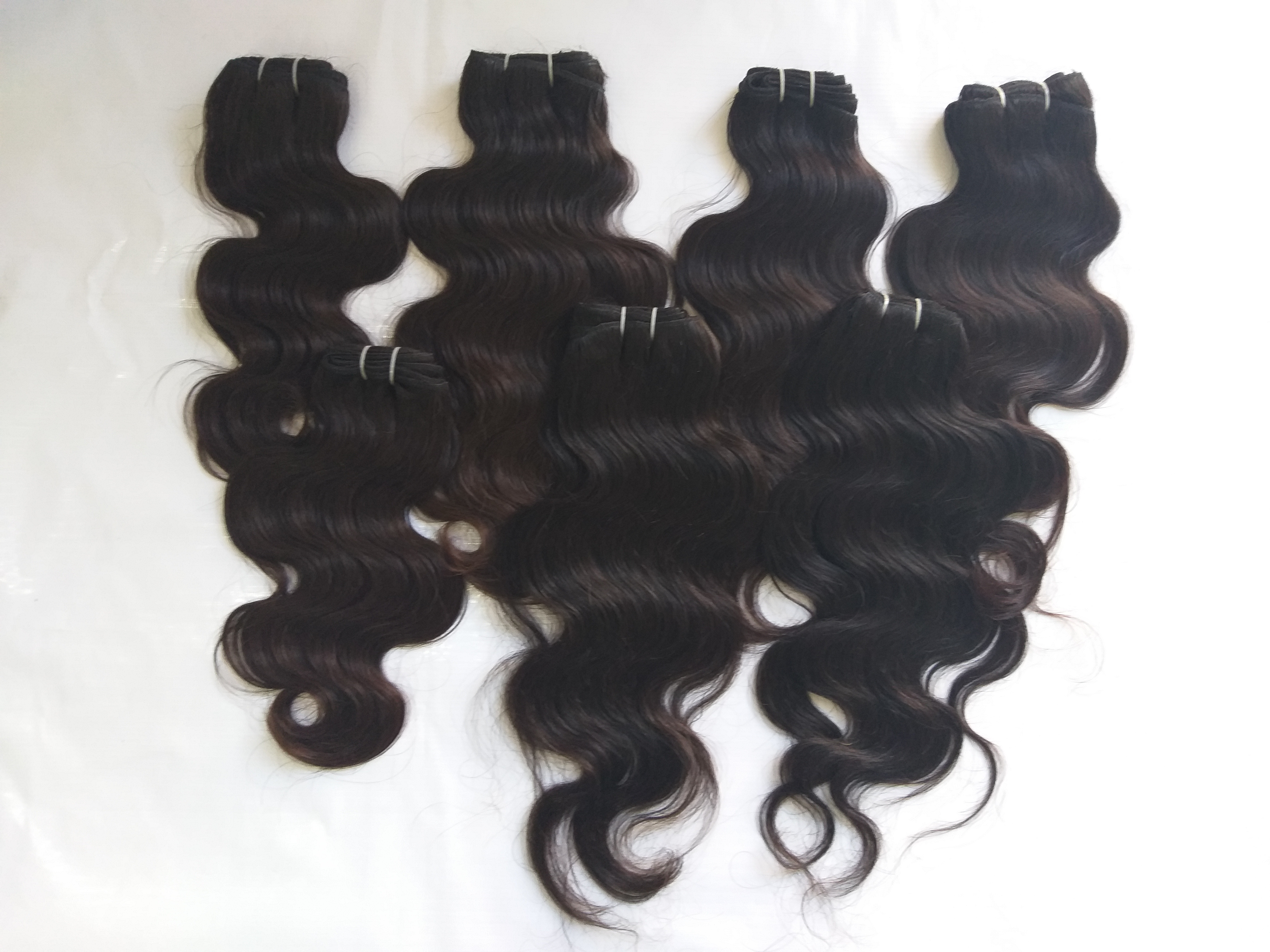Raw Body Wave Human Hair