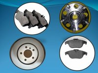 Volvo Car Brake Pads - Volvo Car Brake Disc Rotors - Volvo XC60 Brakes