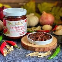 Spicy Anchovies Chili Paste