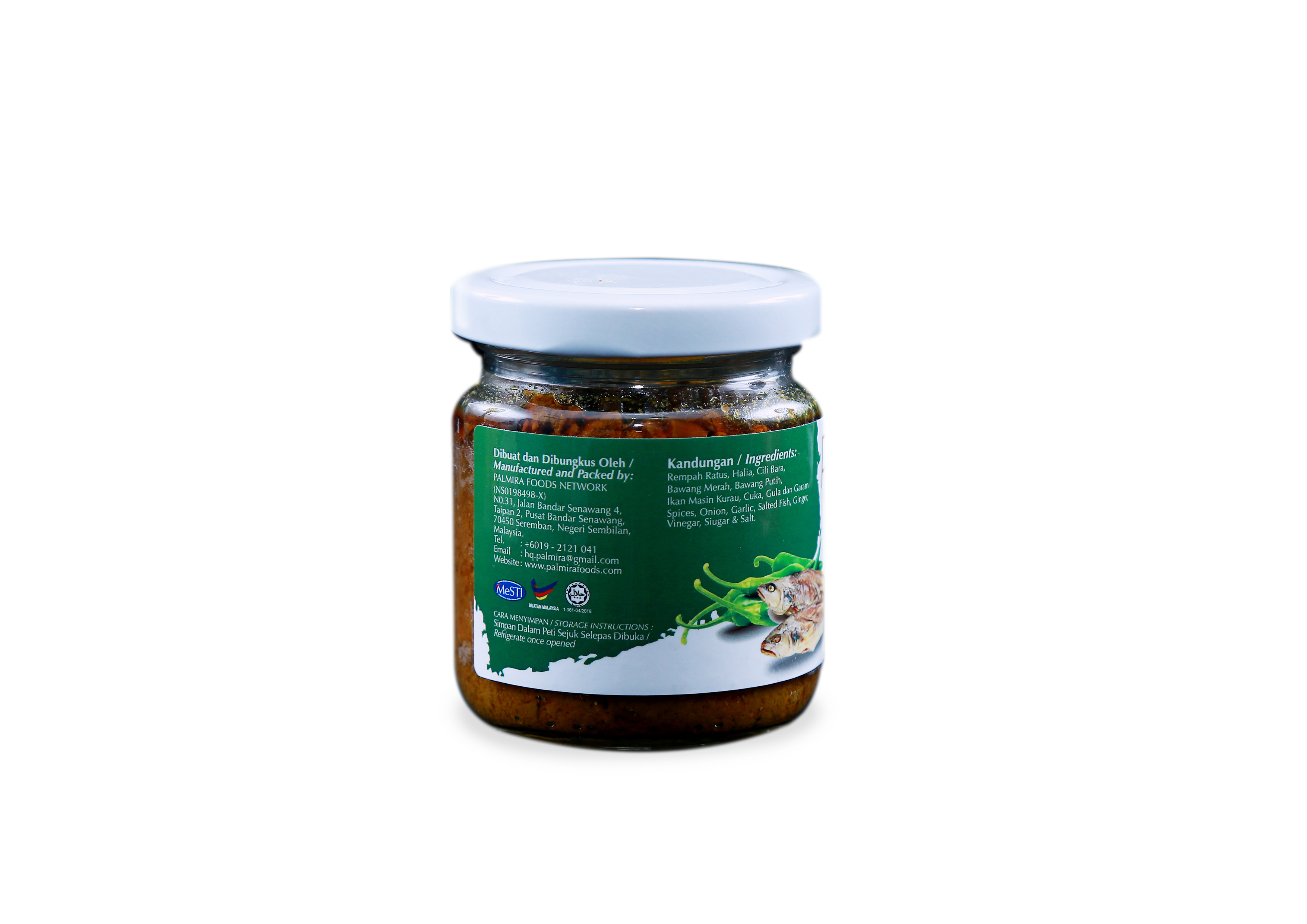 Salted Fish Pickle