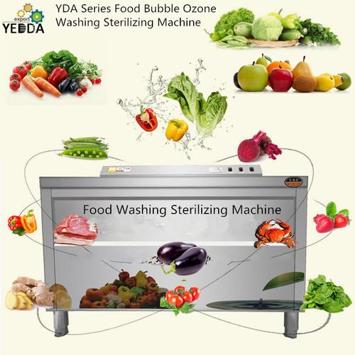 YDA Series Food Bubble Ozone washing machine