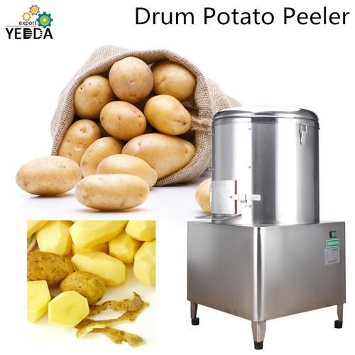 Drum Potato Peeler