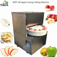 APPT-48 Apple Coring Cutting Machine