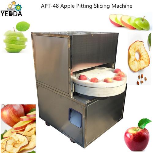 APT-48 Apple Pitting Slicing Machine