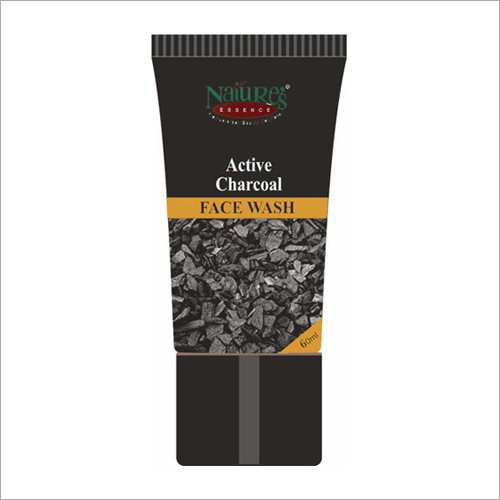 60 Ml Nature's Essence Active Charcoal Face Wash