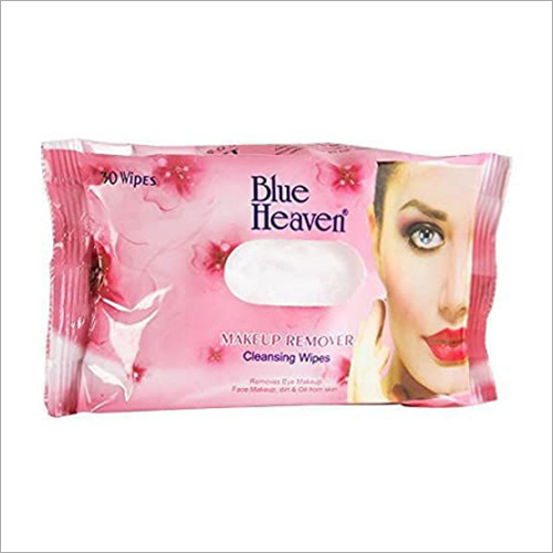 Blue Heaven Makeup Remover Cleansing Wipes