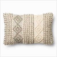 Fancy Handloom Cushion