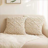 Macrame Cushion