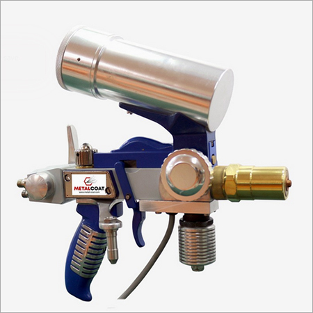Powder Flame Spray Gun 5pm II