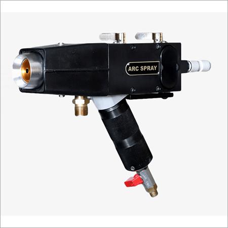 Arc Spray Gun (Air Drive)