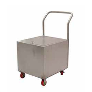 SS Weight Trolly