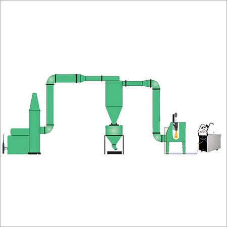Online Zinc Spray System