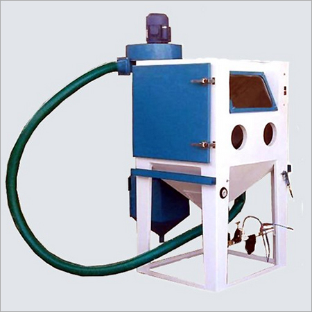 Suction Blast Cabinets
