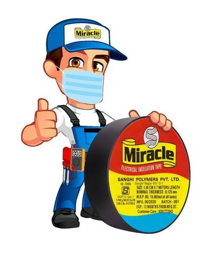 Miracle Electrical Insulation Tape