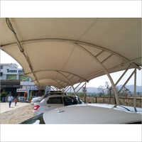 Tensile Structures For Roof Canopy