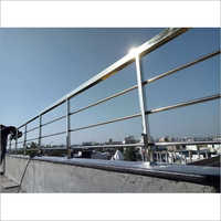 Stainless Steel Glass Railings Fittings